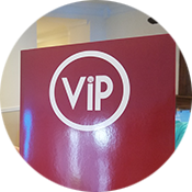 You'll want to check out our welcome table to get a little more acquainted with our church and grab a VIP Welcome Folder. In it, you'll find out about many of the ministries we have. Also, plan to stay afterwards so our Pastors can introduce themselves. There is always snacks and a parting gift too.