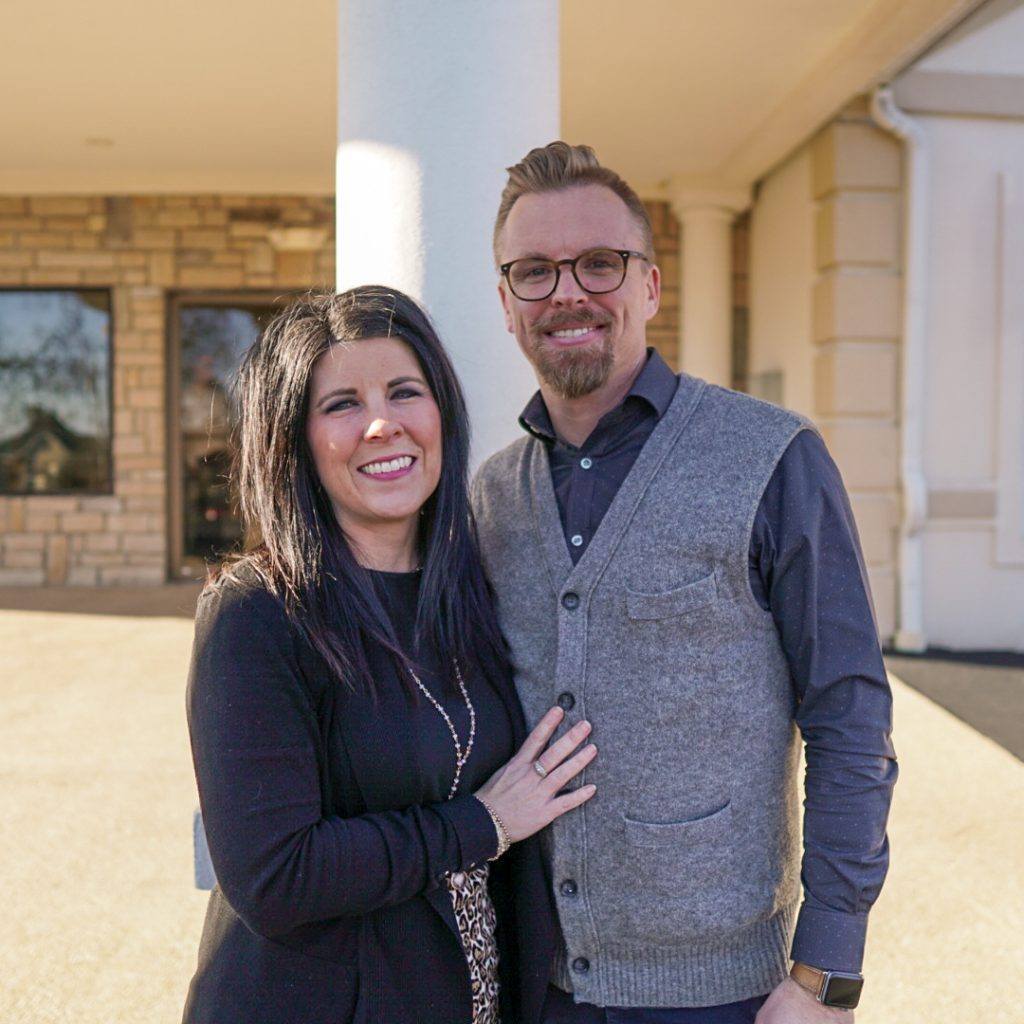Chris and Niki May Lead Pastors - Real Life Community Church