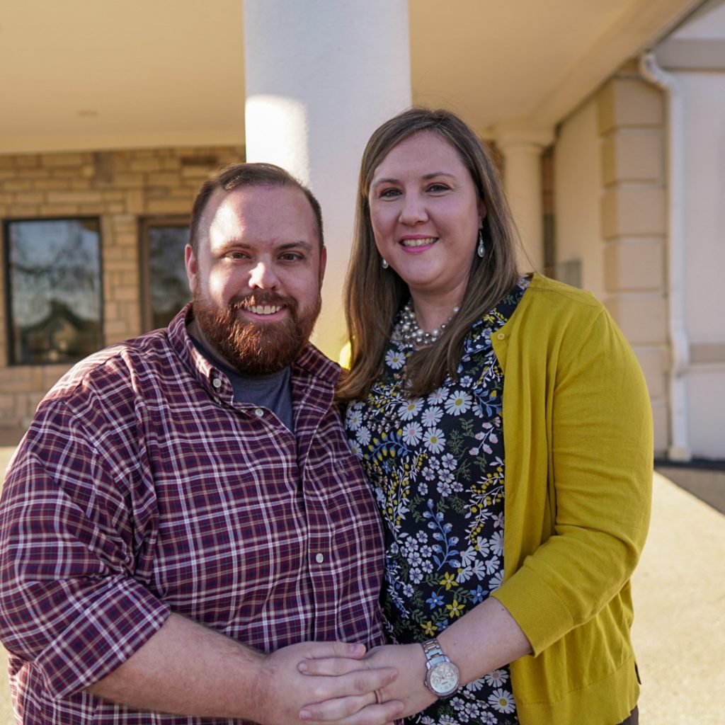 Ben and Deanna Burnett - EKU Campus Missionaries with the Assemblies of God